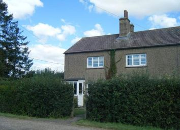 Thumbnail 2 bed semi-detached house to rent in Elsworth, Cambridge