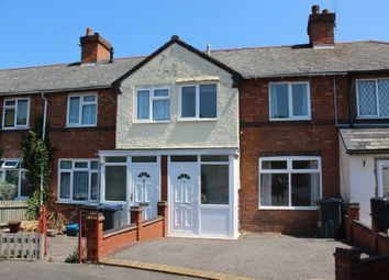 Thumbnail 2 bed terraced house to rent in Arkley Grove, Birmingham