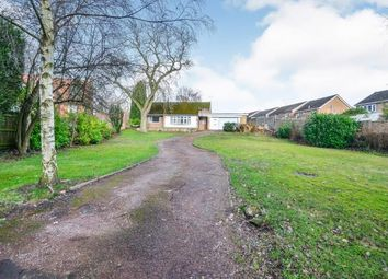 Thumbnail 4 bed bungalow for sale in Longdale Lane, Ravenshead, Nottingham, Nottinghamshire