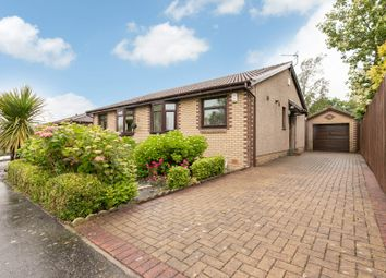 Thumbnail 2 bed semi-detached bungalow for sale in 4 South Knowe, Crossgates