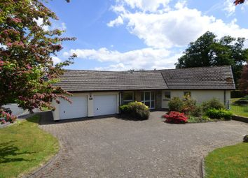 Thumbnail 4 bed detached house to rent in Oaklands Park, Hatherleigh Road, Okehampton