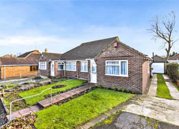 Thumbnail 3 bed semi-detached bungalow for sale in Silver Birch Close, Joydens Wood, Kent