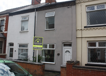 Thumbnail 2 bed terraced house to rent in Swan Street, Sileby, Loughborough