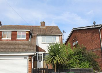 Thumbnail 3 bed semi-detached house to rent in Battle Road, St. Leonards-On-Sea