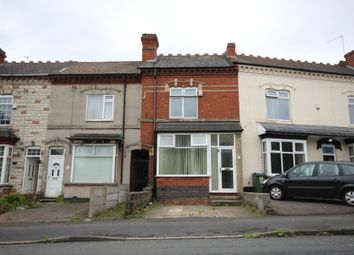 Thumbnail 3 bed terraced house to rent in Holly Lane, Smethwick