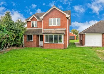 Thumbnail 4 bed detached house for sale in Watling Street, Gailey, Stafford