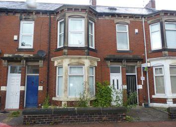 Thumbnail 5 bedroom maisonette for sale in Simonside Terrace, Heaton, Newcastle Upon Tyne