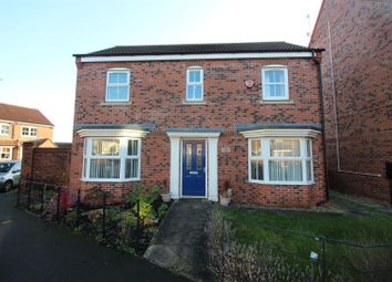 Thumbnail 3 bed detached house for sale in Shinewater Park, Kingswood, Hull