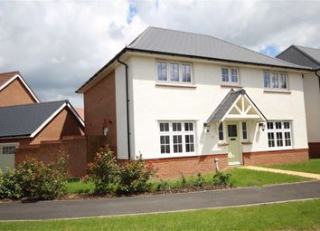 Thumbnail 4 bed detached house for sale in Biddestone Avenue, Badbury Park, Coate, Swindon