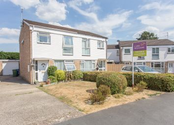 Thumbnail 3 bed semi-detached house for sale in Blackmoor Wood, Ascot, Berkshire