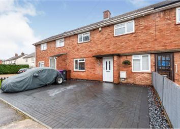 3 bed terraced house for sale in Whitehicks, Letchworth Garden City SG6