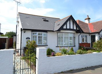 Thumbnail 3 bed detached bungalow for sale in Pier Avenue, Tankerton, Whitstable