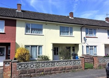 Thumbnail 3 bed terraced house for sale in Langford Avenue, Honiton