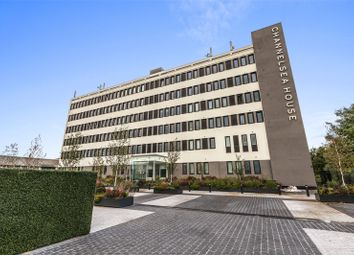 Thumbnail 1 bed flat to rent in Channelsea House, 20 Canning Road, London