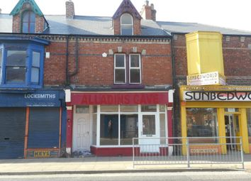 Thumbnail Retail premises for sale in Murray Street, Hartlepool