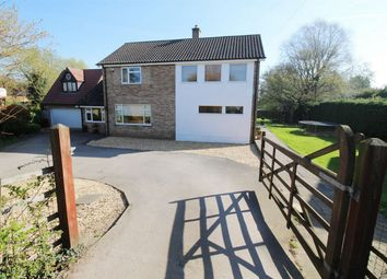 Thumbnail 4 bed detached house for sale in Colne Road, Somersham, Huntingdon
