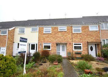 Thumbnail 2 bedroom terraced house for sale in Barton Drive, Kedington, Haverhill