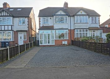 Thumbnail 3 bed semi-detached house for sale in Hannon Road, Kings Heath, Birmingham