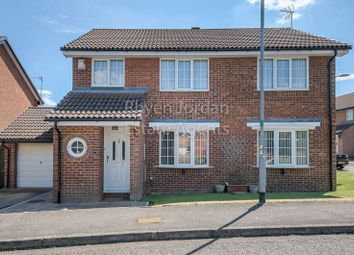 Thumbnail 4 bed detached house for sale in Burgess Gardens, Newport Pagnell