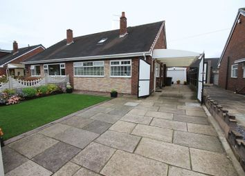 Thumbnail 3 bedroom semi-detached house for sale in Astro Grove, Longton, Stoke-On-Trent