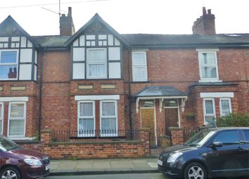 Thumbnail 4 bed terraced house for sale in Sycamore Terrace, Bootham, York