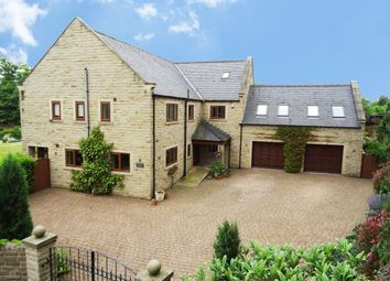 5 bed detached house for sale in Hardmeadow Lane, Ashover, Derbyshire S45
