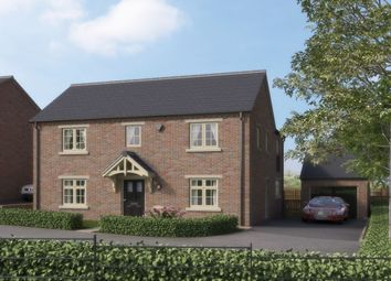 Thumbnail 4 bed detached house for sale in The Waterton, Weavers Green, Slack Lane, Crofton, Wakefield