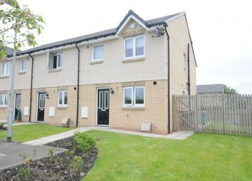 Thumbnail 3 bed end terrace house for sale in 12 Pear Tree Drive, Stepps, Glasgow