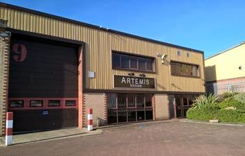 Thumbnail Light industrial to let in Unit 9, Downsbrook Trading Estate, Worthing