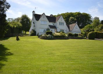 Thumbnail 5 bedroom detached house for sale in Convent Lane, Woodchester, Stroud, Gloucestershire