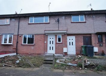 Thumbnail 3 bed terraced house for sale in Meadow View, Harraby, Carlisle, Cumbria