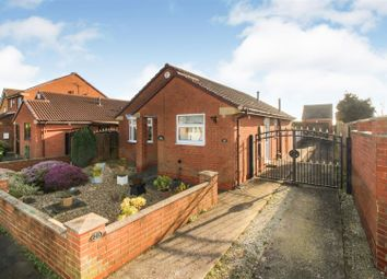 Thumbnail 2 bed detached bungalow for sale in Tansley Lane, Hornsea