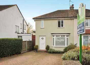 Thumbnail 3 bed semi-detached house for sale in Rochester Way, London