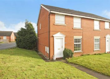 Thumbnail 3 bed semi-detached house for sale in Maple Avenue, Oswestry