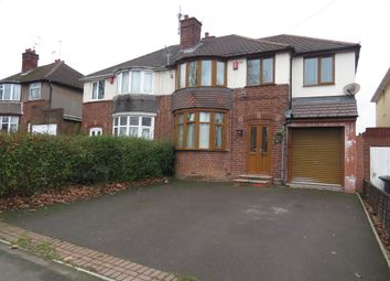 Thumbnail 5 bed semi-detached house for sale in Warstones Road, Penn, Wolverhampton