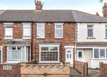 Thumbnail 3 bed terraced house for sale in Fairfax Road, Grimsby
