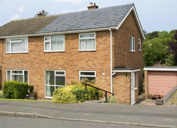 Thumbnail 3 bed semi-detached house for sale in Redmoor Close, Market Bosworth, Nuneaton