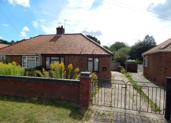 Thumbnail 3 bed bungalow to rent in Oval Road, New Costessey, Norwich
