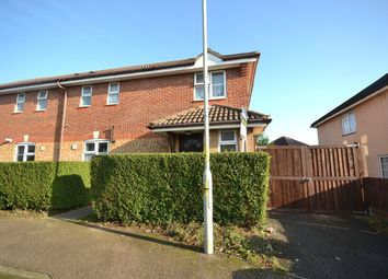 Thumbnail 3 bed semi-detached house for sale in Piggotts Way, Thorley, Bishop's Stortford