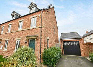 Thumbnail 3 bed semi-detached house for sale in Saxon Court, Sherburn In Elmet, Leeds