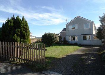 Thumbnail 3 bedroom detached house for sale in Maes Gerddi, Porthmadog, Gwynedd, .