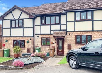 Thumbnail 2 bed terraced house for sale in Pen-Y-Cae Close, Croespenmaen, Newport