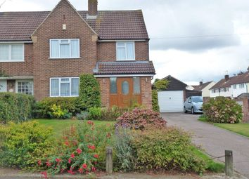 Thumbnail 3 bedroom semi-detached house for sale in St. Marys Way, Longfield