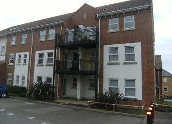 Thumbnail 2 bed flat to rent in Mary Court, Chatham, Chatham