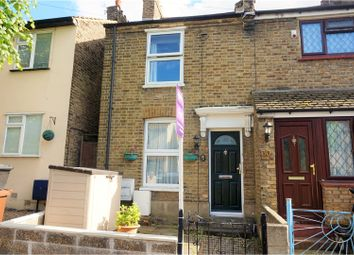 Thumbnail 2 bedroom end terrace house for sale in St. Martins Road, Dartford