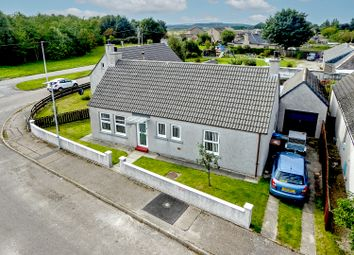 Thumbnail 3 bed detached bungalow for sale in Stratheden Place, Garmouth, Fochabers