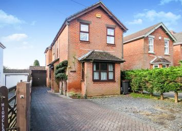 Thumbnail 3 bed detached house for sale in Romsey Road, Nursling, Southampton