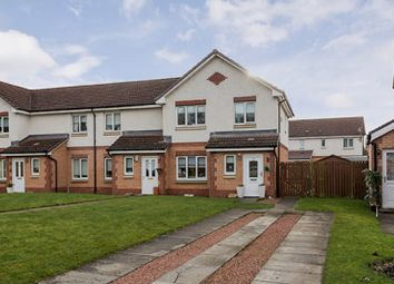 Thumbnail 3 bed end terrace house for sale in Ledvinka Crescent, Hamilton, South Lanarkshire