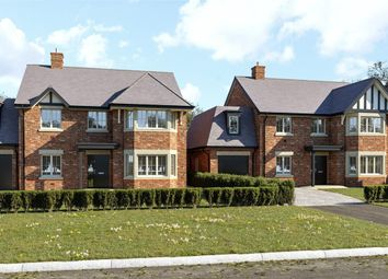Thumbnail 4 bed detached house for sale in Fairfields, Bridle Road, Woodford