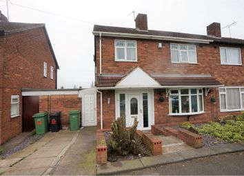 Thumbnail 3 bed semi-detached house for sale in Blackthorne Road, Dudley